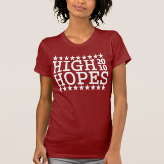 PHILLIES HIGH HOPES 2010 T-SHIRT