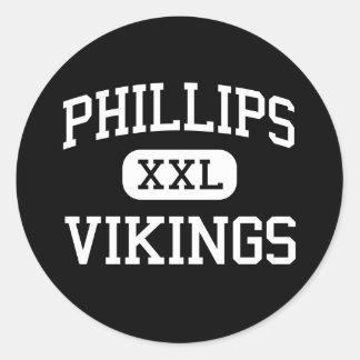 Phillips - Vikings - Junior - New Orleans Sticker