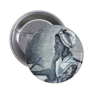 Phillis Wheatley Button