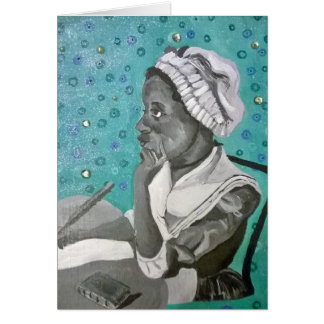 Phillis Wheatley Card