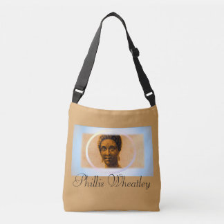 PHILLIS WHEATLEY TOTE, i Art and Designs Crossbody Bag