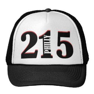 Philly 215 trucker hat