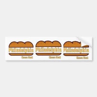 Philly Cheese Steak, Bumper Sticker