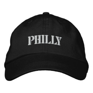 PHILLY EMBROIDERED HATS