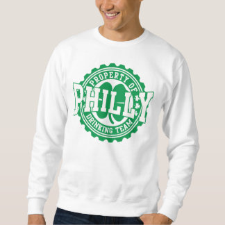 Philly Irish Drinking Team Sweatshirt