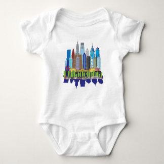 Philly New Icon Baby Bodysuit