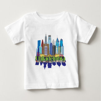 Philly New Icon Baby T-Shirt