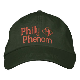 Philly Phenom Cap Embroidered Cap