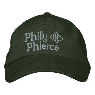 Philly Phierce Cap Embroidered Baseball Cap