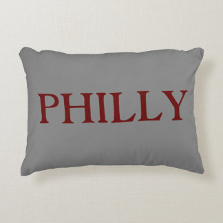 PHILLY PILLOW ACCENT CUSHION