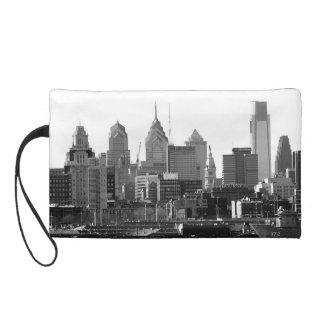 Philly Skyline Wristlet Purses