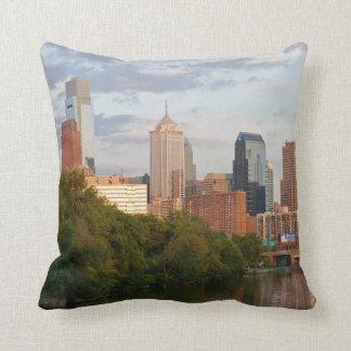 Philly summer pillows