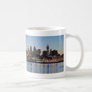 Philly sunset mug