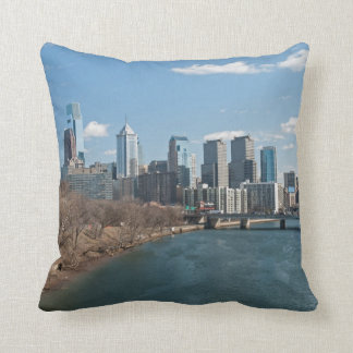Philly winter pillows