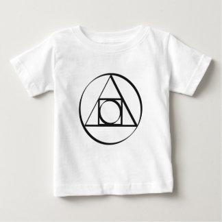 Philosophers stone baby T-Shirt