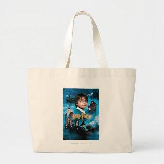 Philosopher's Stone Poster Canvas Bag