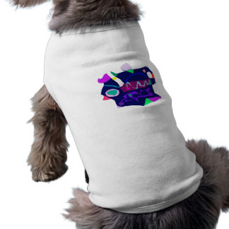 Philosophical Hen Doggie T Shirt