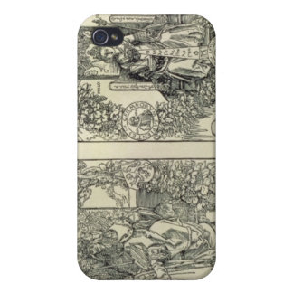 Philosophy and a Habsburg Emperor Cases For iPhone 4