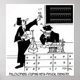 Philosophy Cartoon 6047 Poster