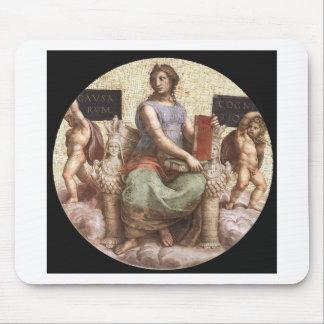 Philosophy from 'Stanza della Segnatura' Raphael Mouse Pad