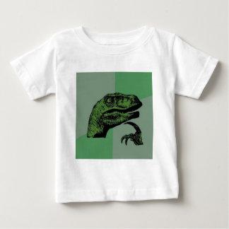 Philosoraptor Baby T-Shirt