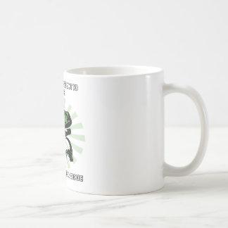 Philosoraptor Choices Basic White Mug
