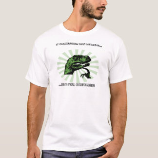 Philosoraptor Communism T-Shirt