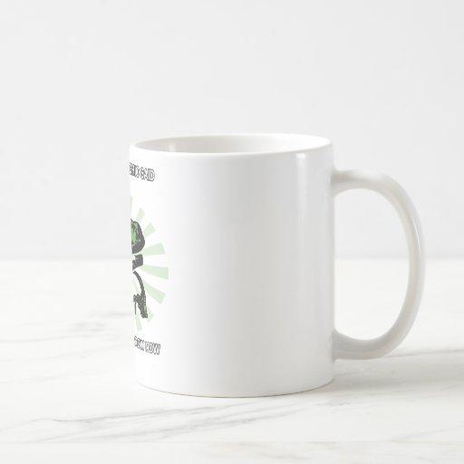 Philosoraptor Pinocchio Coffee Mugs
