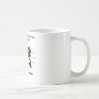 Philosoraptor Vegetarians Coffee Mug