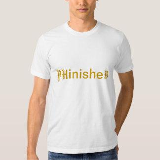 PHINISED TSHIRT