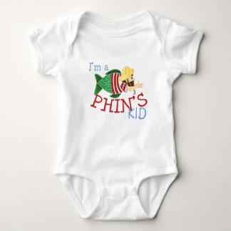 Phin's Kid One-sie Baby Bodysuit