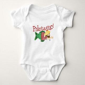 Phintastic One-sie Baby Bodysuit
