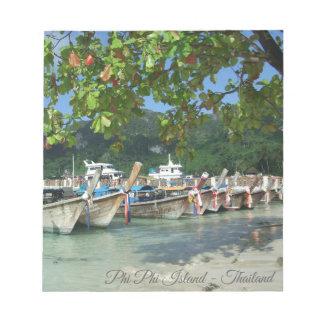 Phiphiisland_card Notepad