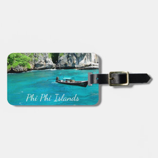 PhiPhiislands_thailand Luggage Tag