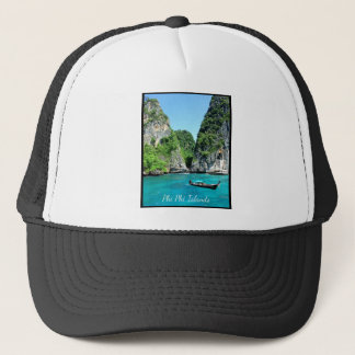 PhiPhiislands_thailand Trucker Hat