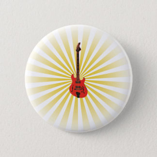Phish Guitar Button Trey