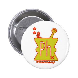 Phish Inspired Pharmacy ... Doctor Recommended 6 Cm Round Badge