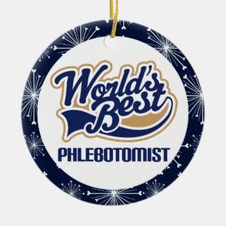 Phlebotomist Gift Ornament