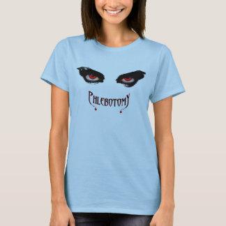 Phlebotomist's T-Shirt
