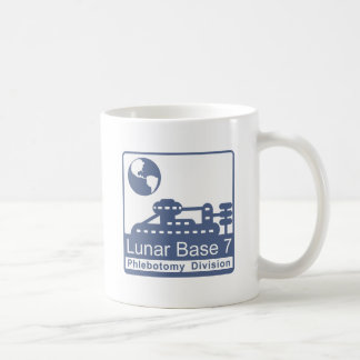 Phlebotomy / Lunar Base 7 Coffee Mug