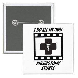 Phlebotomy Stunts Button