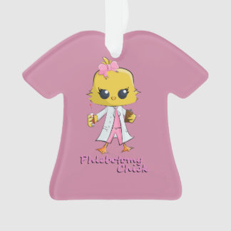phlebotomy t shirt ornament