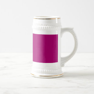Phlox Dark Pink Background Fashion Color Elegant Coffee Mugs