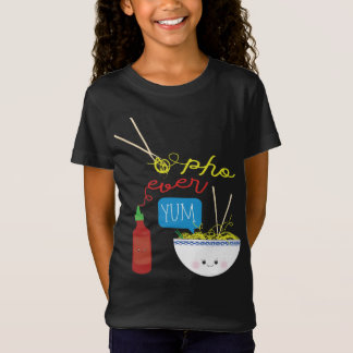 Pho Ever Yum Pho Bowl T-Shirt