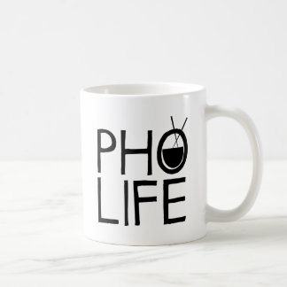 Pho Life Coffee Mug