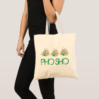 Pho Sho Vietnamese Chicken Pho Noodle Soup Foodie Tote Bag