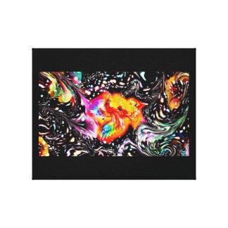 Phoen8x Galaxy Canvas Print