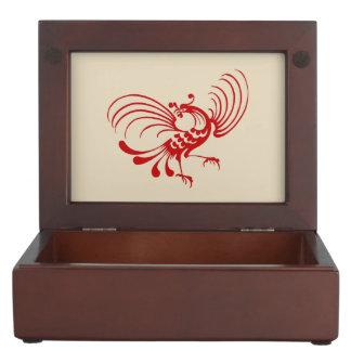 Phoenex Keepsake Box