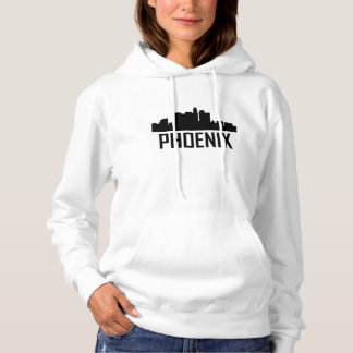 Phoenix Arizona City Skyline Hoodie