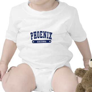 Phoenix Arizona College Style tee shirts